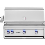 "Lynx 36"" Built-In Gas Grill w/ Rotisserie and 1 Infrared ProSear Burner, Liquid Propane"
