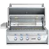 "36"" Twin Eagles Built-In Gas Grill, Natural Gas"