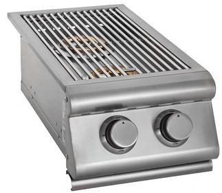 Blaze Slide-In Double Side Burner, Liquid Propane