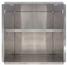 PCM Series 400 21x19 Open Storage with Adjustable Shelf