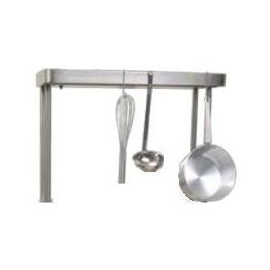 Alfresco High Shelf With Pot Rack And Light Accessory For 30 Inch Apron Sink