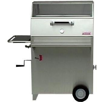 Hasty-Bake Gourmet Stainless Steel Charcoal Grill