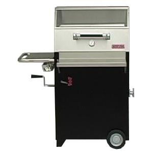 Hasty-Bake Continental Dual Finish Charcoal Grill