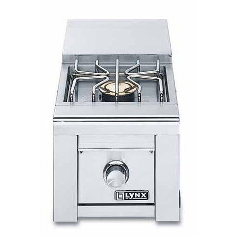 Lynx Single Gas Side Burner Built In - NG
