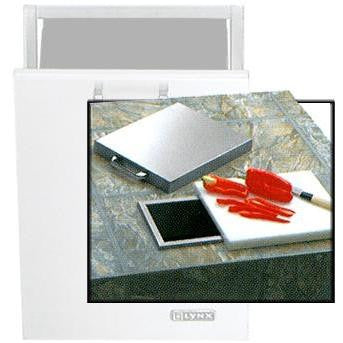 Lynx Countertop Trash Chute With Cutting Board And Cover