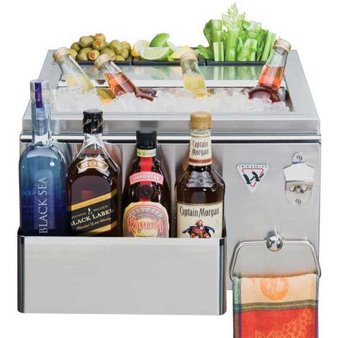 Twin Eagles 18 Inch Built-In Outdoor Bar