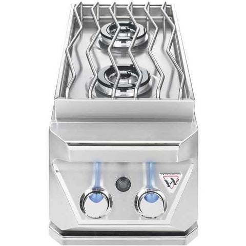 Twin Eagles 13 Inch Built-In Double Side Burner Propane