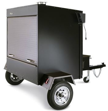 Traeger Large Commercial Smoker Trailer