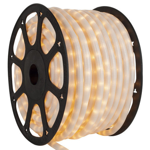 Pearl White Rope Light, 120 Volt