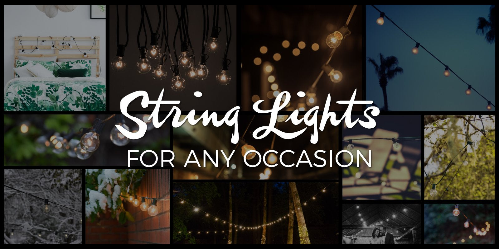 Outdoor lighting store