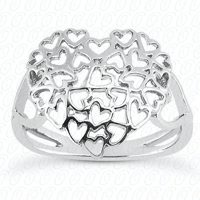 New Heart Shaped Gold ring – A S Jewelers