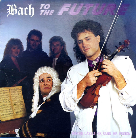 Bach to the Future album as MP3s