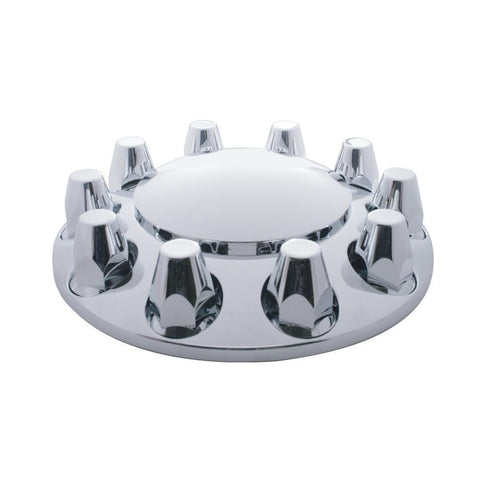 33 mm Thread-On Dome Front Axle Cover Set