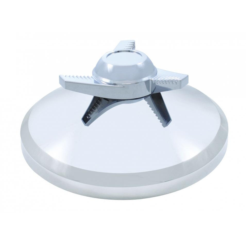 Rear Hub Cap w/ Right Swing Spinner