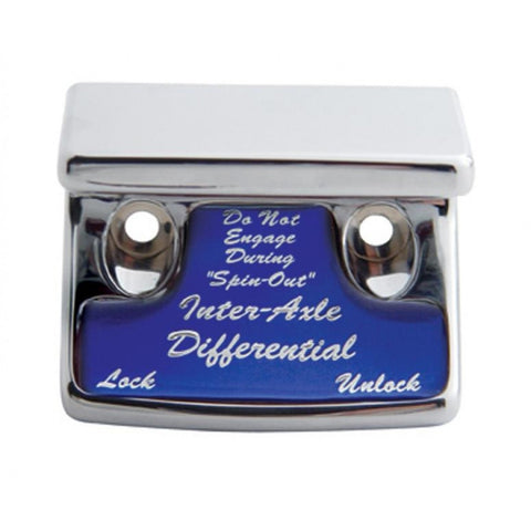 Switch Guard Inter-Axle Differential Click On Image For Other Colors