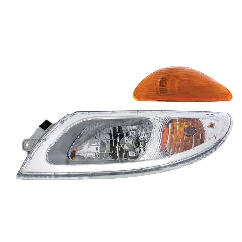 International Headlight - Assembly 2003 and Newer - Driver