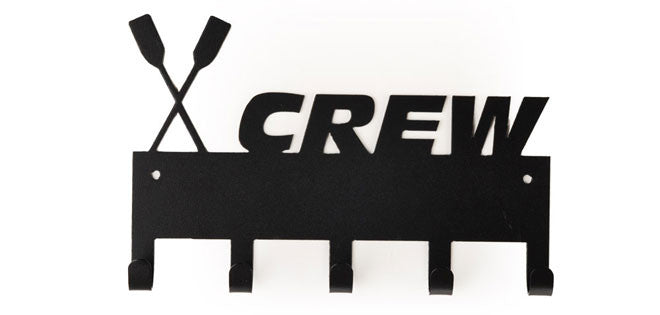Crew - Medal Display