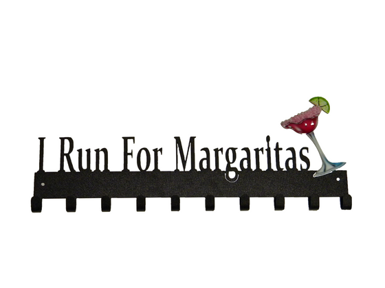 Run for Margaritas Custom Painted