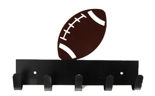Football - Medal Rack