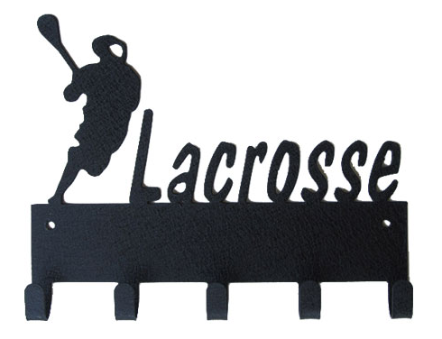 Lacrosse - Medal Display