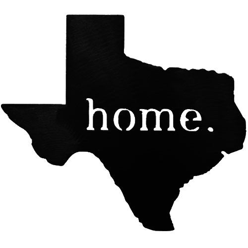 ANY STATE Home | Custom Metal Sign