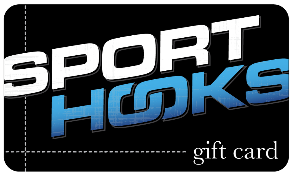 SportHooks Product Gift Card Graphic