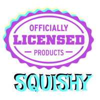 LICENSED SQUISHY