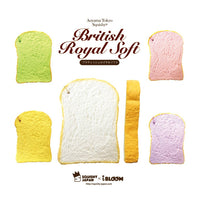 I-Bloom British Royal Soft Bread Squishy