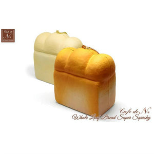 Cafe de N Bakery Whole Loaf Bread Super Squishy