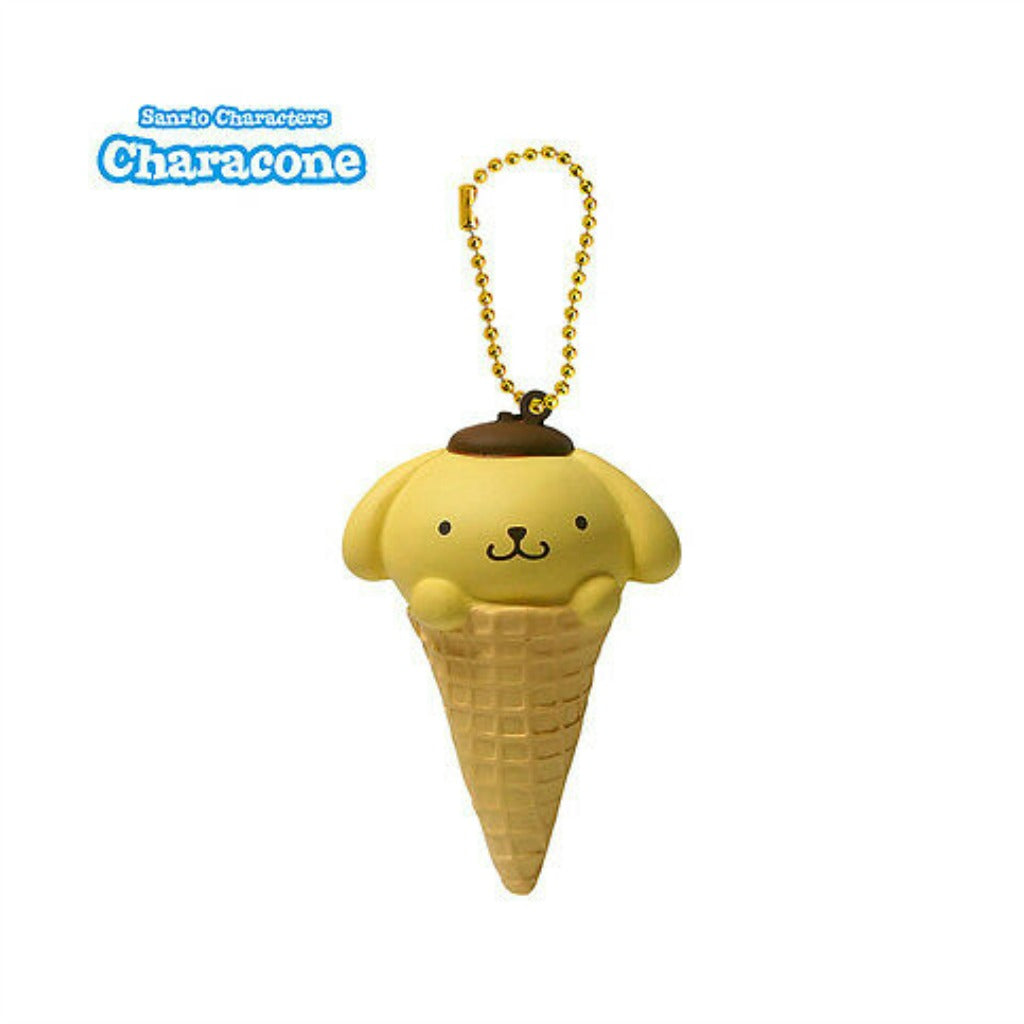 Sanrio Character Characone squishy Pom Pom Purin