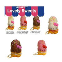 SANRIO HELLO KITTY LOVELY SWEETS SERIES ECLAIR SQUISHY