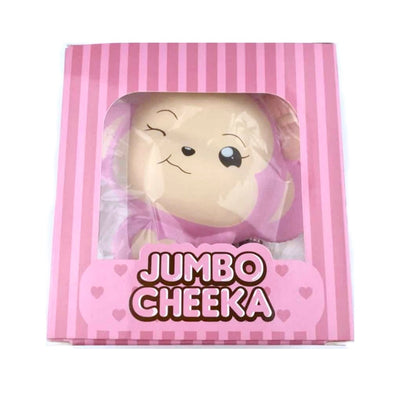 Puni Maru Jumbo Cheeka Monkey Squishy