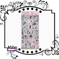 San-X Sentimental Circus Dreamy land foil stickers