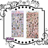 Sentimental Circus Dreamy land foil stickers