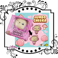 Puni Maru Jumbo Cheeka Monkey-n- a box