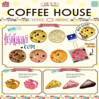 Coffee House soft cookie Squishy