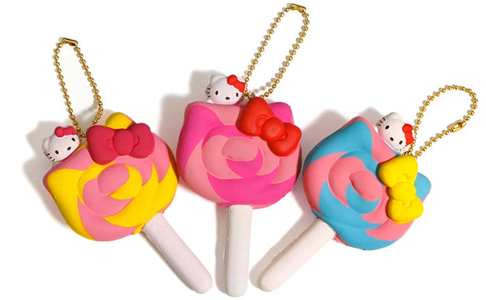 Hello Kitty Lollipop Squishy