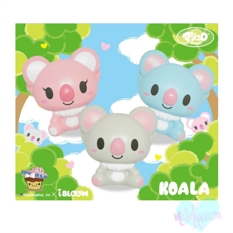 I-Bloom Koala squishy