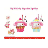 My Melody Cupcake squishy
