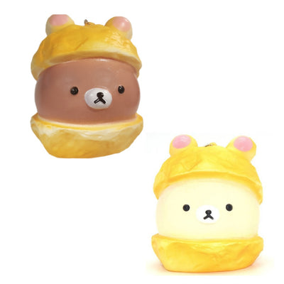 Rilakkuma Jumbo Cartoon doll puff squishy
