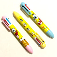 Sponge Bob 6 color pen