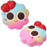 Strawberry Expression Cake Squishy
