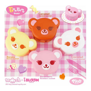 I-Bloom Tea Time Bear squishy