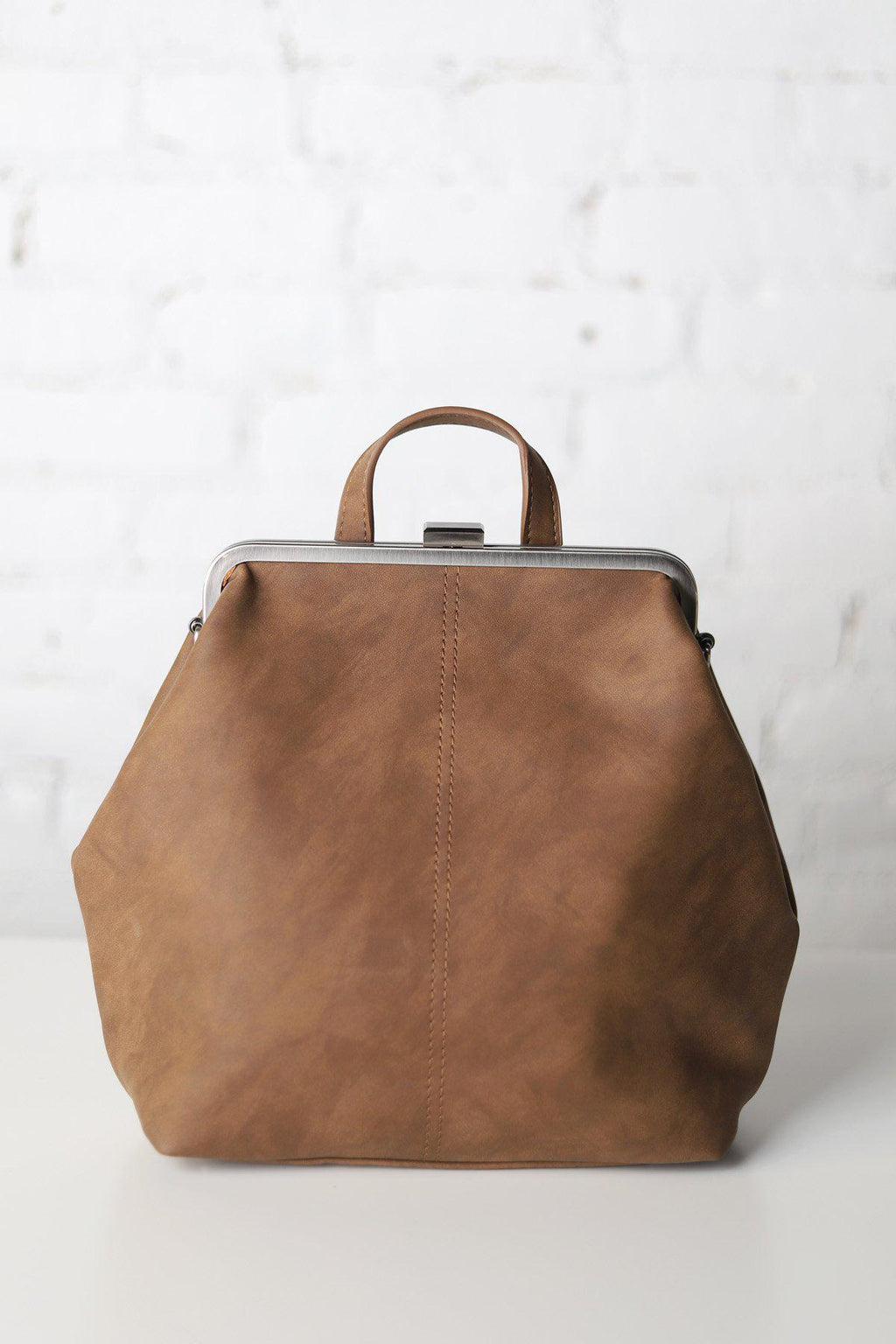 Chestnut Convertible Backpack