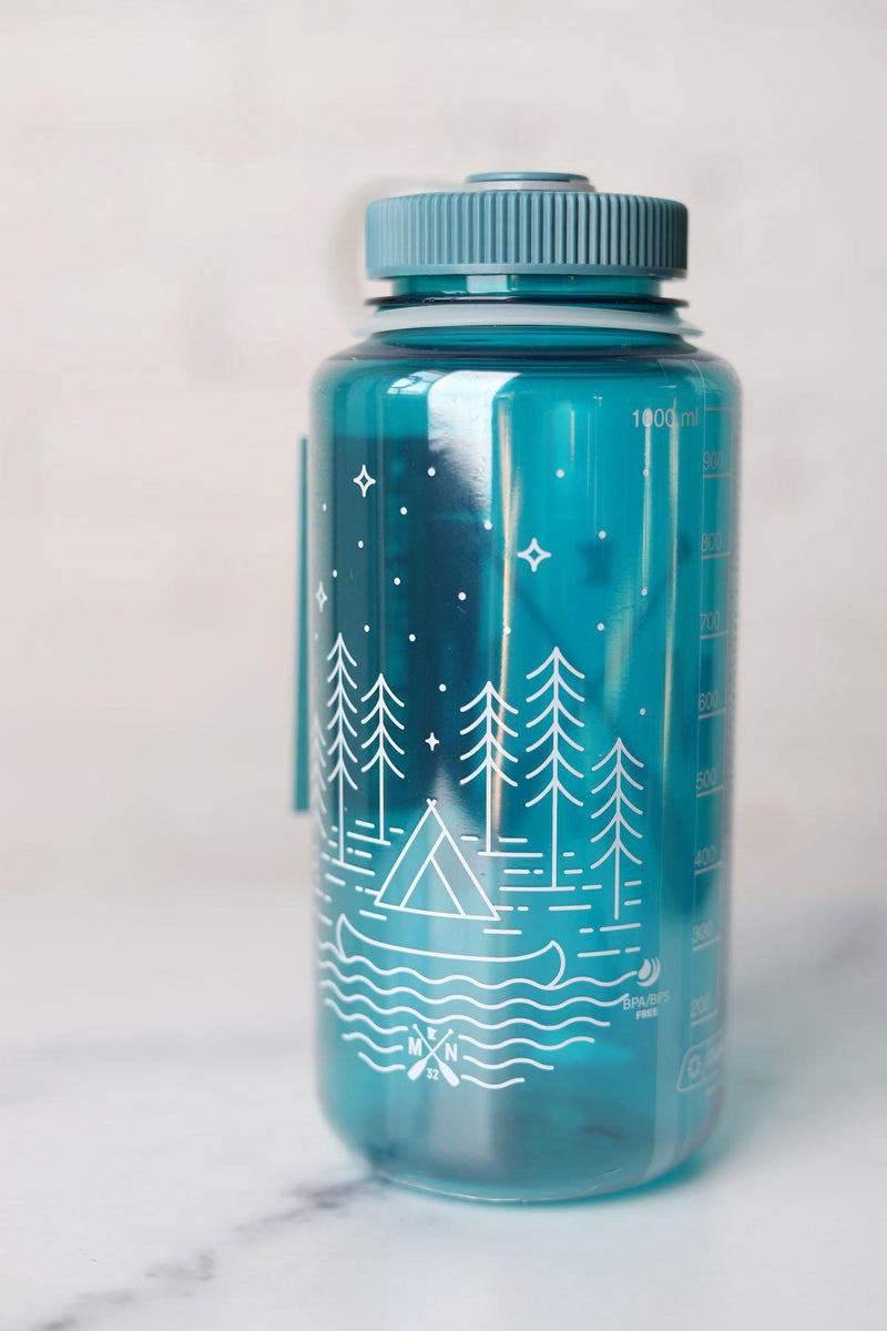 Vegabond Nalgene Water Bottle