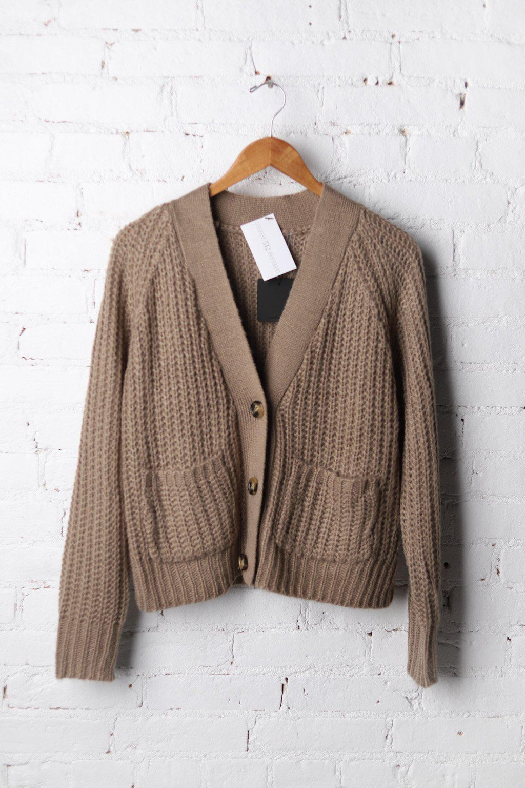 Jovie Chunky Knit Cardigan
