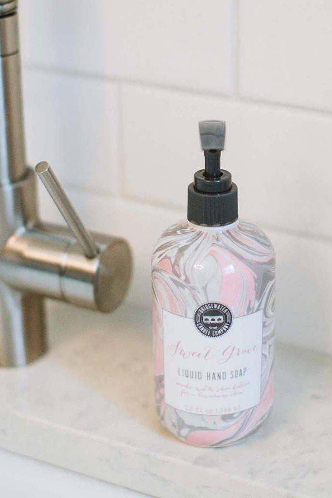 """Sweet Grace"" Liquid Soap - Gallery 512 Boutique"