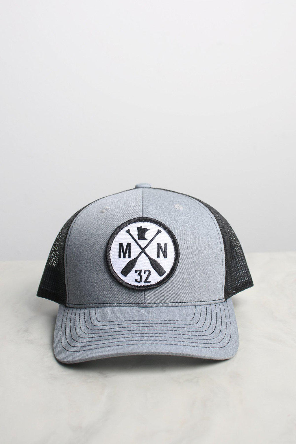MN Paddle Patch Mesh Snapback - Gallery 512 Boutique