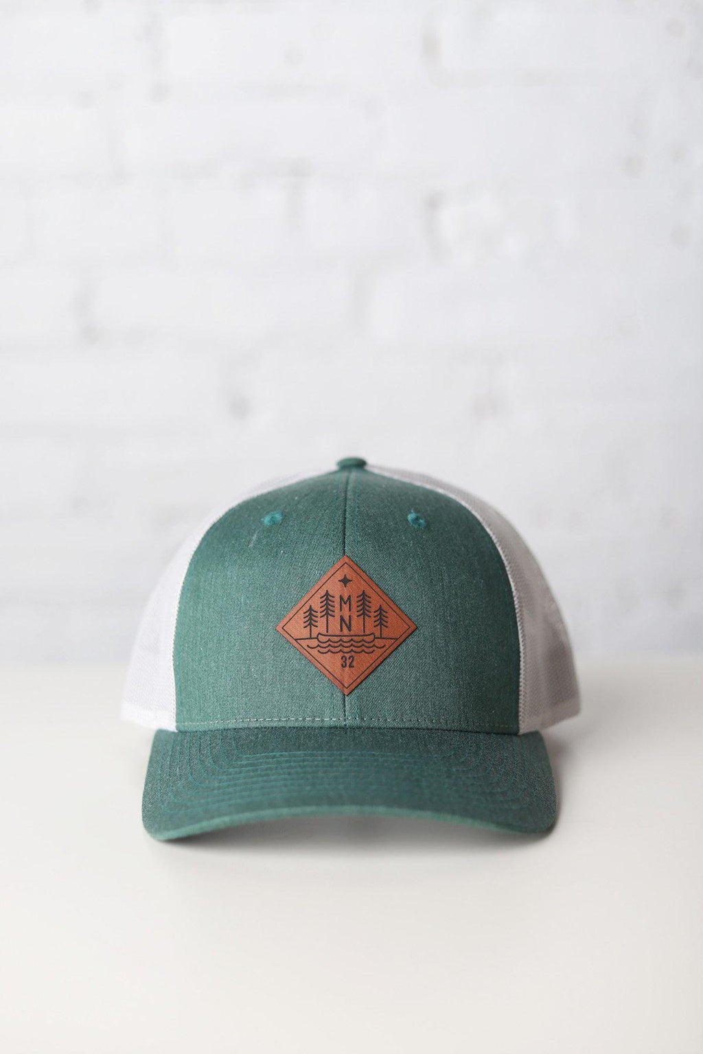 Evergreen Snap Back Hat - Gallery 512 Boutique