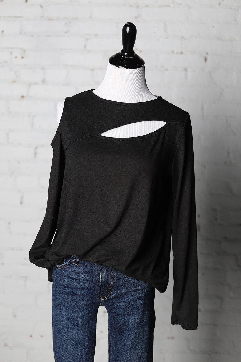 Caia Cutout Front Top